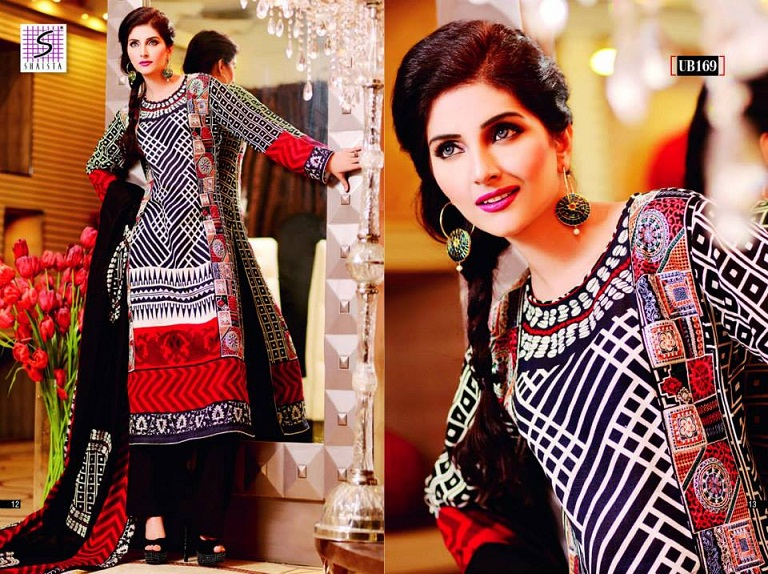 Shaista Latest Winter Collection 2013-2014 For Girls