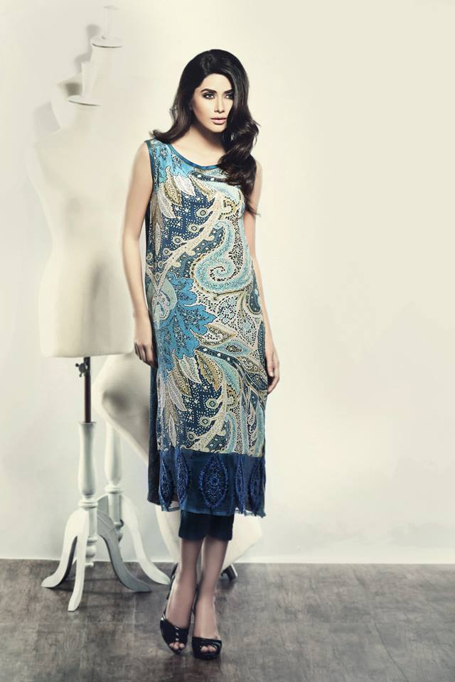 So Kamal Short Kurti Latest Dresses Collection 2013