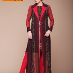 Warda Designer Girls Fall Winter Dresses Collection 2013 003