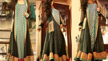 Zahra Ahmad & Jannat Nazir Dresses Collection 2013 001