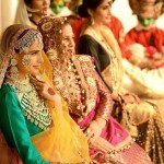 Ali Xeeshan New Arrival Bridal Wear Collection 2014 2