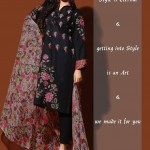 Attraction by Kamal Winter Dress collection 2014-15 For Women (2)