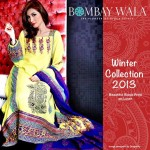 Bombaywala Winter Party Wear Dresses 2013 001