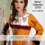 Bombaywala Winter Party Wear Dresses 2013 002
