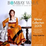 Bombaywala Winter Party Wear Dresses 2013 003