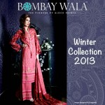 Bombaywala Winter Party Wear Dresses 2013 004