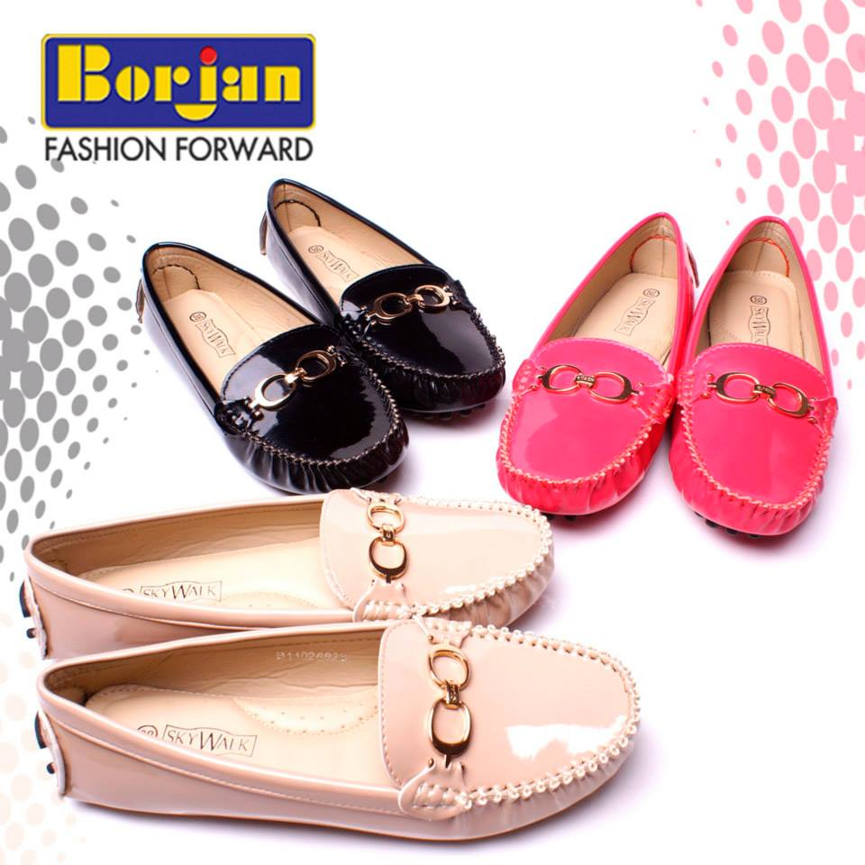 Borjan Shoes Footwear Skywalk Winter Collection 2014 for Women 1