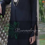 Braahtii Party Wear Winter Dress New Collection 2014 For Women (8)
