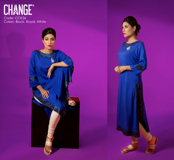 Change Clothing Winter Collection 2013-14 for Women 1