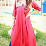 Dresses Collection 2013 With Desi Beads 006