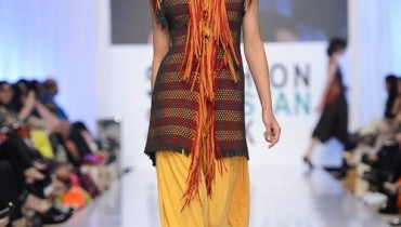 FNKASIA Pret Wear Stylish Winter Dresses Collection 2013-14