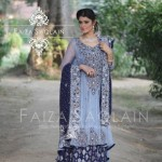 Faiza Saqlain Formal Wear Outfits Collection 2014 For Women (2)