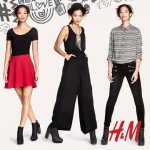 H&M Winter Wear Festive Collection for Women 2014 6
