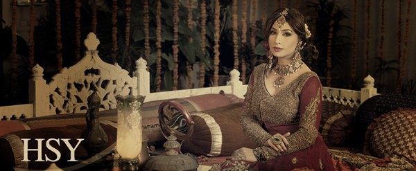HSY Bridal Wear Dresses Collection 2013-14 003