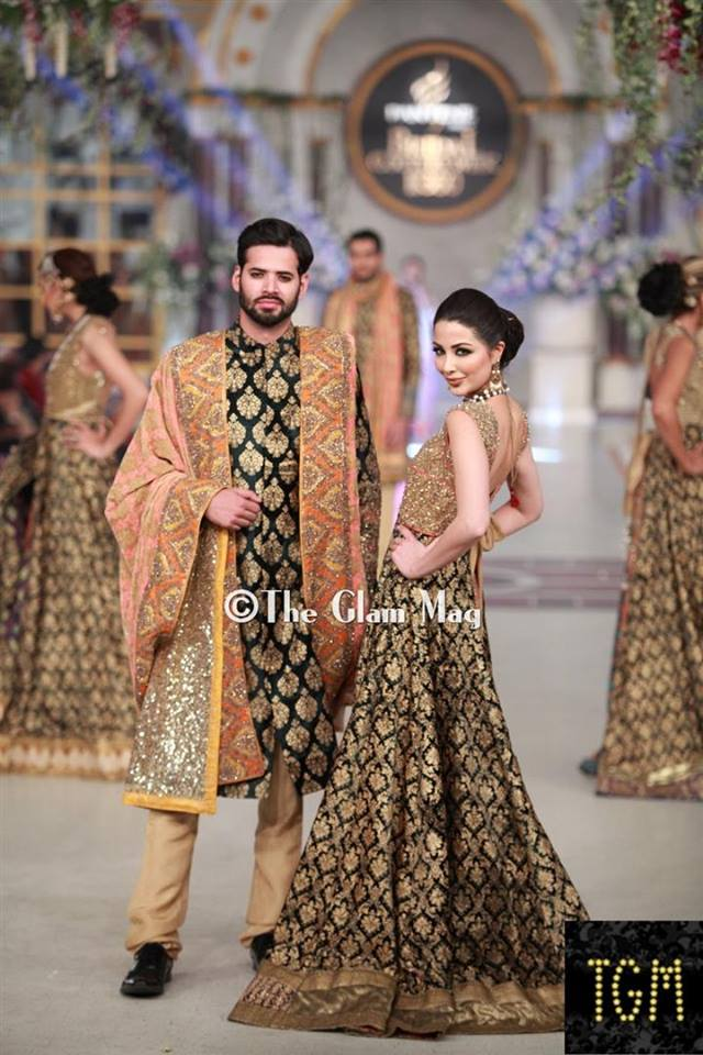 HSY Collection at Pantene Bridal Couture Week 2013 Lahore