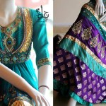 Jannat Nazir New Winter & Party Wear Collection 2014 for Women
