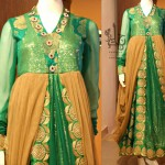 Jannat Nazir New Winter & Party Wear Collection 2014 for Women 3