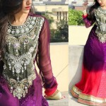 Jannat Nazir New Winter & Party Wear Collection 2014 for Women 4