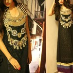 Jannat Nazir New Winter & Party Wear Collection 2014 for Women 6
