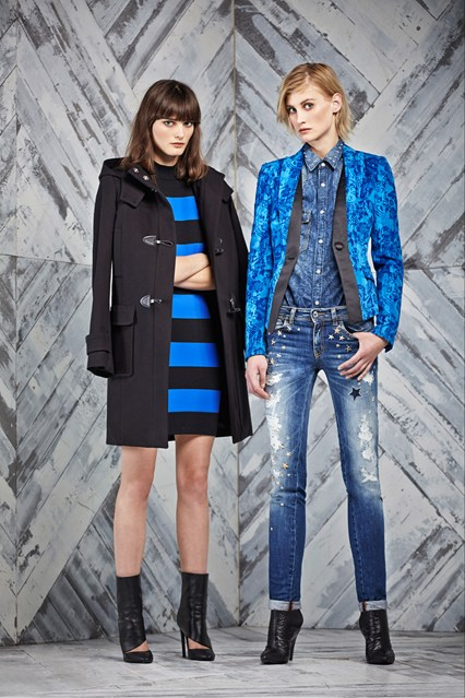 Just Cavalli Autumn Winter Fashion Dresses 2014-15 For Women's 2