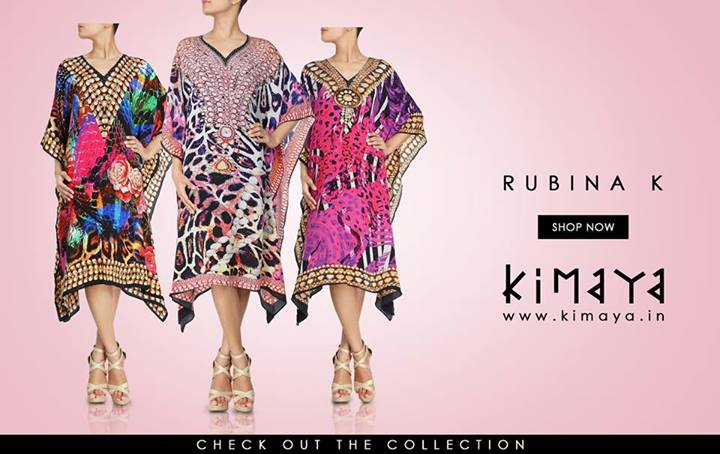 Kimaya Indian Girls Latest Printed Dresses Collection 2013 ...