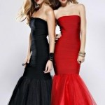 Latest Couture Evening Gown Collection For Girls 2