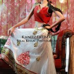 Latest Party wear Winter Dress collection 2014 For Women By Kaneez Fatima (2)