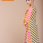Latest Warda Designer Winter Prints Collection 2013 003