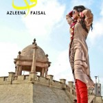Latest Winter Dress Collection 2014 for Women by Azleena Faisal  5