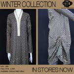 Latest Winter Dresses 2013 For Women By Deepak Perwani 001