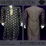 Latest Winter Dresses 2013 For Women By Deepak Perwani 002