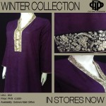 Latest Winter Dresses 2013 For Women By Deepak Perwani 007