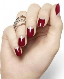 Latest and stylish Modern Nail Designs 2014-2015 For Bridals (8)
