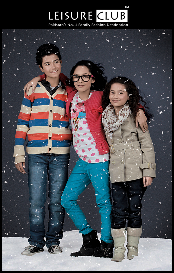 Leisure Club Snow Much Fun Dresses 2013-2014 For Kids