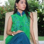 Long Party Wear Collection 2013-2014 By Nadia Rehan 003