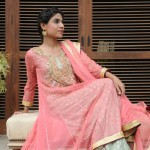 Long Party Wear Collection 2013-2014 By Nadia Rehan 004