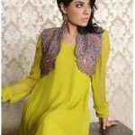 Long Party Wear Collection 2013-2014 By Nadia Rehan 005