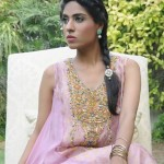 Long Party Wear Collection 2013-2014 By Nadia Rehan 006