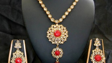 Mariam Sikander Stylish Jewellery Collection For Women 3