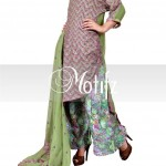 Motifz Winter Latest Dresses Collection 2014 005