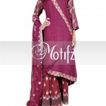 Motifz Winter Latest Dresses Collection 2014 006