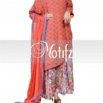 Motifz Winter Latest Dresses Collection 2014 009