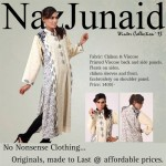 NazJunaid Latest Winter Party Dress New Collection 2014-15 For Women (5)