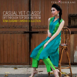 New Winter & Bridal Collection 2014 for Women by Tena Durrani 3