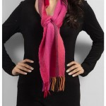 New Winterwear Scarf Designs 2014 for Women by Arino Apparel (1)