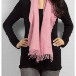 New Winterwear Scarf Designs 2014 for Women by Arino Apparel (3)