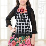 New Year Latest Girls Western & Western Frocks Collection 2013-2014 (2)
