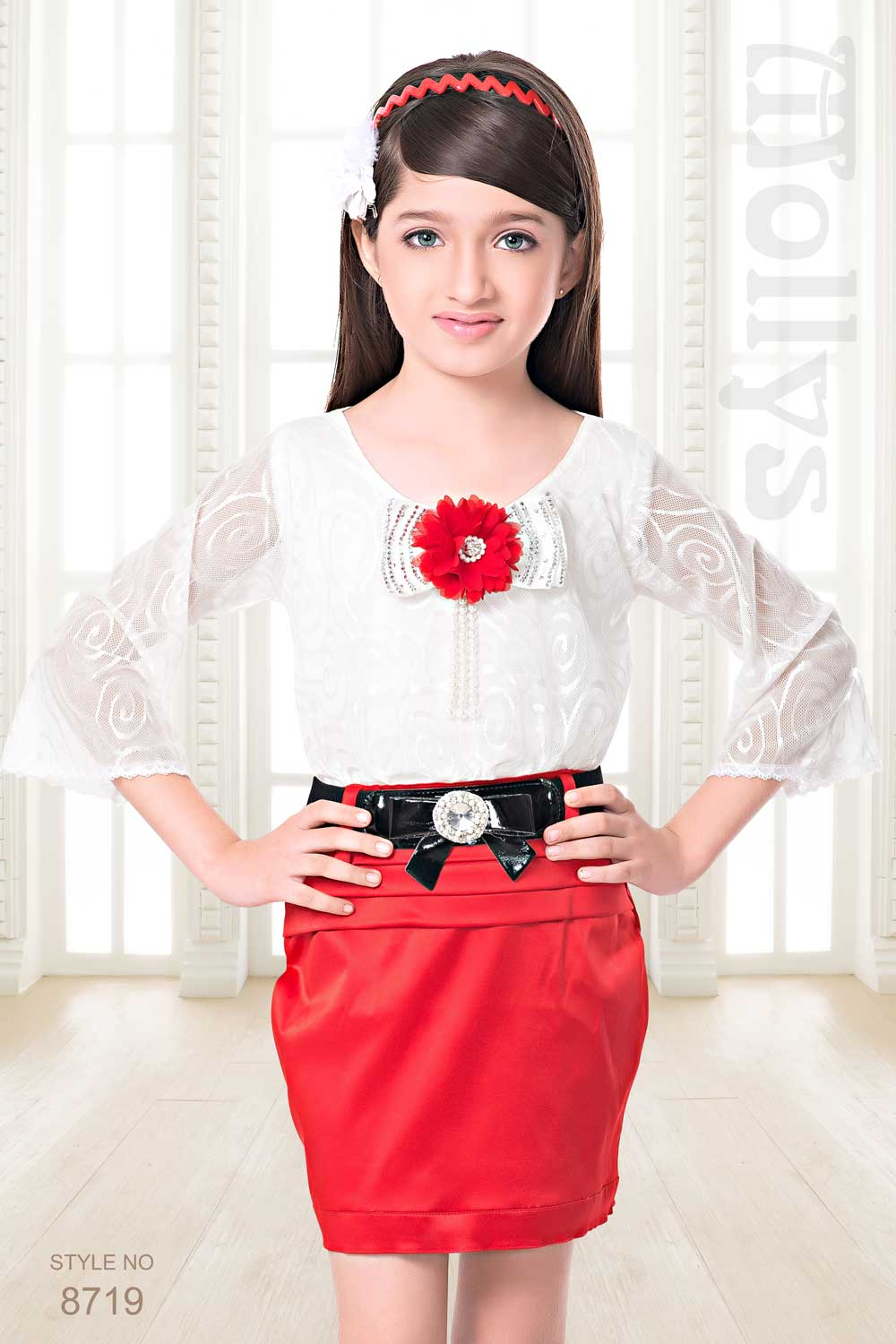 New Year Latest Girls Western & Western Frocks Collection 2013-2014