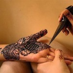 New Year Mehndi Designs hands & Feet 2014 002