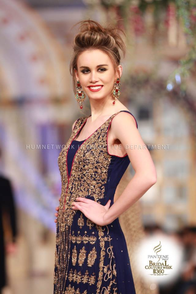 Pantene Bridal Couture Week 2013 Lahore Last Day Collections 2